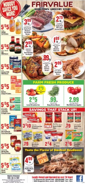 Fairvalue weekly ad