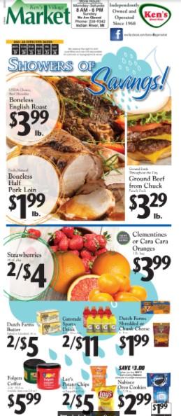 Ken'S Village Market weekly ad