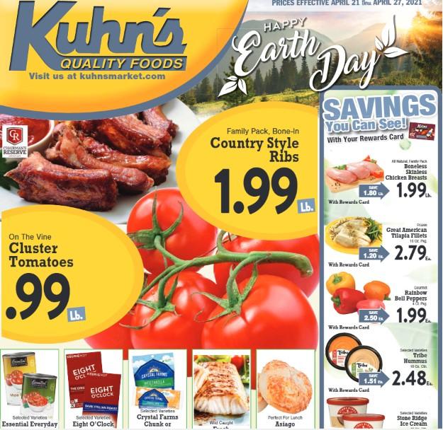 Kuhn'S weekly ad