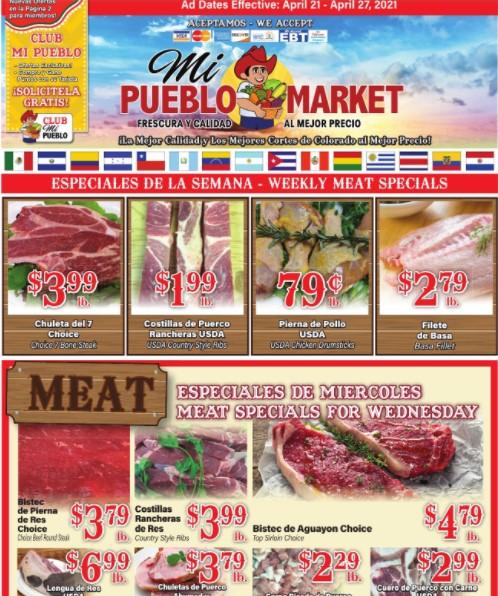 Mi Pueblo Market weekly ad
