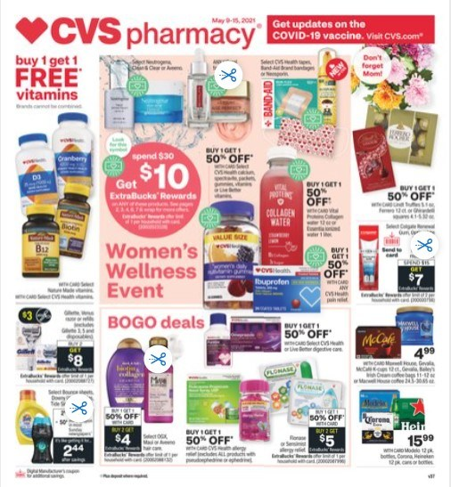 CVS weekly ad
